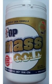 Sữa bột Top Mass Gold Vani - 800g