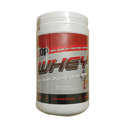 Sữa bột Top Whey - hộp 800g