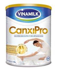 Sữa bột Vinamilk CanxiPro - hộp 400g (dành cho người trên 30 tuổi)