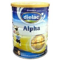 Sữa bột Vinamilk Dielac Alpha Step 5 900g