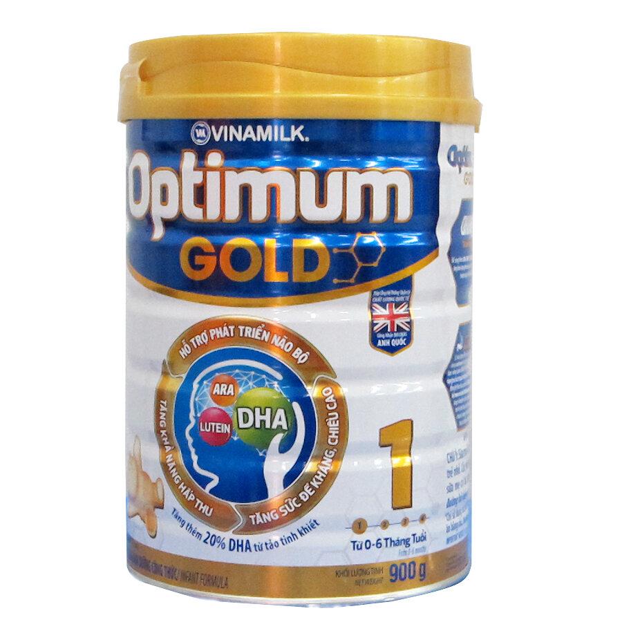Sữa bột Vinamilk Optimum Gold số 1 - 400g