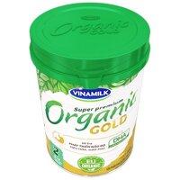 Sữa bột Vinamilk Organic Gold số 2 - 350g, dành cho trẻ từ 6-12 tháng