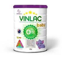 Sữa bột Vinlac baby (số 0) - 400g (Dành cho bé 0-12 tháng)