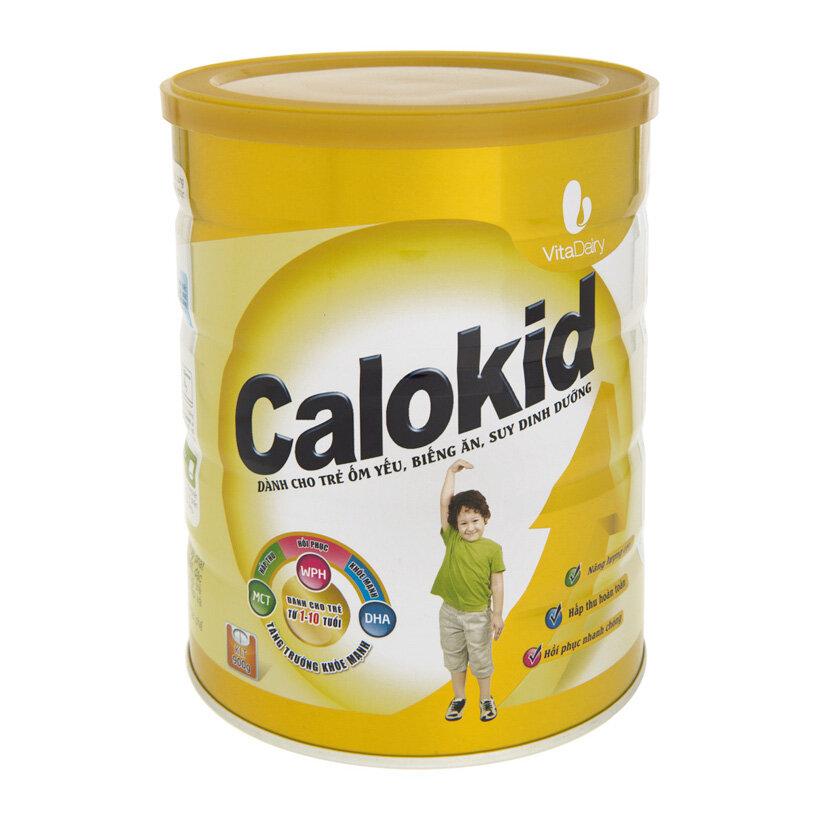 Sữa bột VitaDairy Calokid - hộp 900g (dành cho trẻ từ 1-10 tuổi)