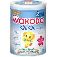 Sữa bột Wakodo GunGun Số 2 - 830g