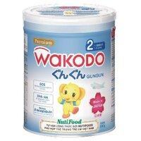 Sữa bột Wakodo GunGun Số 2 - 300g