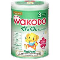 Sữa bột Wakodo GunGun Số 3 - 830g