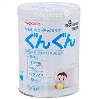 Sữa bột Wakodo Gungun số 9 - hộp 850g (dành cho trẻ từ 1 - 3 tuổi)
