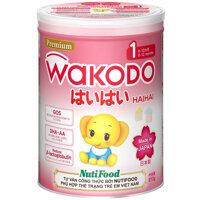 Sữa bột Wakodo Haihai Số 1 - 810g