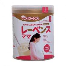 Sữa bột Wakodo Lebens Mom 330gr