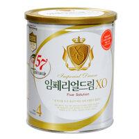 Sữa bột XO 4 - hộp 400g (dành cho trẻ từ 1 - 3 tuổi)