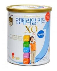 Sữa bột XO Kid - hộp 350g (dành cho trẻ từ 1 - 9 tuổi)