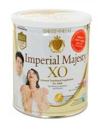 Sữa bột XO Majesty - hộp 400g (dành cho người bị suy nhược cơ thể)
