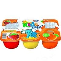 Sữa chua hoa quả Kids Mix