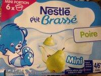 Sữa chua Nestle vị Lê