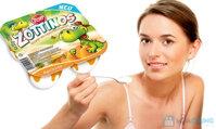 Sữa chua trái cây Zottinos hương mơ