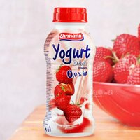 Sữa chua uống Ehrmann Wild Berries 310ml