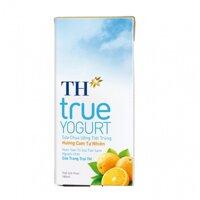 Sữa chua uống TH True Yogurt 180ml - Vỉ 4 hộp