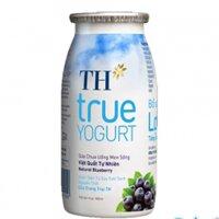 Sữa chua uống TH true Yogurt 100g - Vỉ 4 hộp