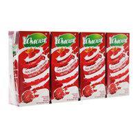 Sữa chua uống Yomost lựu/ Lốc 4 hộp 180ml