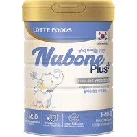 Sữa công thức cao cấp Nubone Plus+