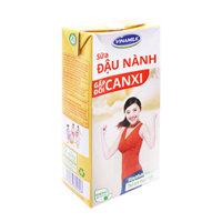Sữa đậu nành canxi Vinamilk 220ml (Thùng)