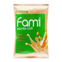 Sữa đậu nành Vinasoy Fami nguyên chất 200ml