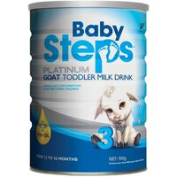 Sữa dê Baby Steps số 3 - 900g