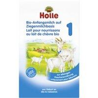 Sữa dê công thức hữu cơ Holle 1 (400g)