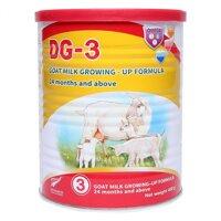 Sữa dê DG-3 - 400g (dành cho trẻ trên 3 tuổi)