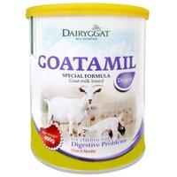 Sữa dê Goatamil Digest - hộp 400g (dành cho trẻ từ 6 tháng - 10 tuổi)