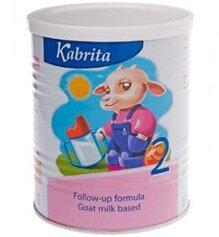 Sữa dê Kabrita S2 - hộp 400g (dành cho trẻ từ 6-12 tháng tuổi)