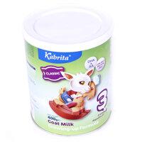 Sữa dê Kabrita số 3 - hộp 400g (dành cho trẻ từ 1-3 tuổi)