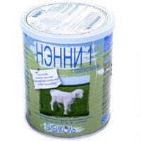 Sữa dê Nanny Vitacare Nga số 1 - hộp 400g (dành cho trẻ từ 0-6 tháng tuổi)