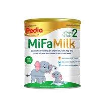 Sữa dinh dưỡng Mifamilk Pedia - 900g