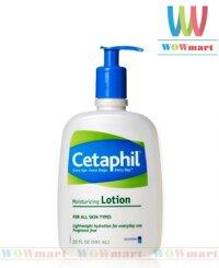 Sữa dưỡng ẩm toàn thân Cetaphil Lotion 591ml