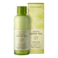 Sữa dưỡng chiết xuất trà xanh Fresh Green Tea Emulsion