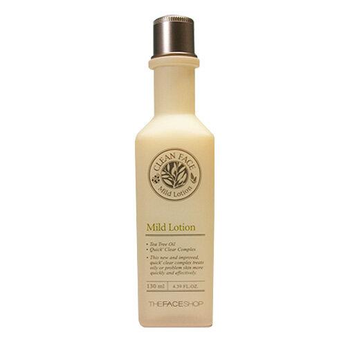 Sữa dưỡng da mụn TheFaceShop Clean Face Mild Lotion 130ml