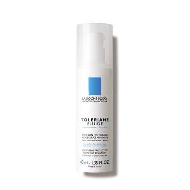Sữa dưỡng giúp làm dịu và bảo vệ cho da quá nhạy cảm Toleriane Fluide - La Roche Posay 40ml