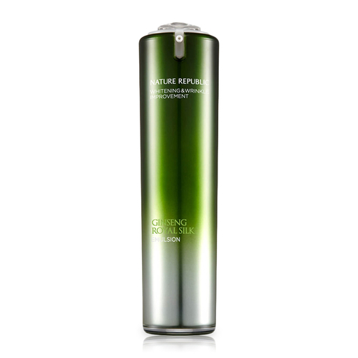 Sữa dưỡng Nature Republic Ginseng Royal Silk Emulsion 120ml