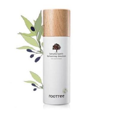 Sữa dưỡng Rootree Camphorganic Refreshing Emulsion