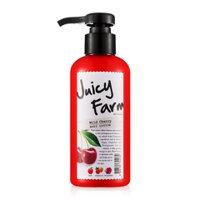 Sữa dưỡng thể hương anh đào Missha Juicy Farm Body Lotion Wild Cherry 200ml