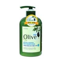 Sữa dưỡng thể làm ẩm da Olive body essence lotion 400ml