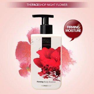 Sữa dưỡng thể TheFaceShop Night Flower Firming Body Essence 300ml