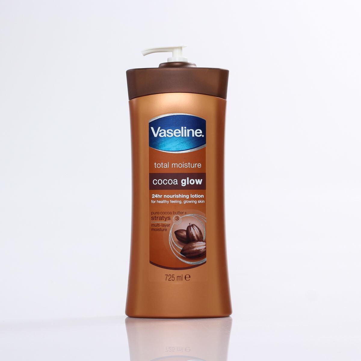 Sữa dưỡng thể Vaseline Cocoa Glow