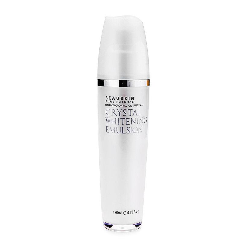 Sữa dưỡng trắng Beauskin Crystal Whitening Emulsion 120ml