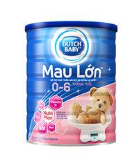 Sữa Dutch Baby Mau Lớn - 900g (hộp thiếc cho bé 0 - 6 tháng)