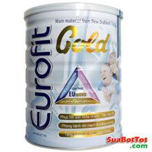 Sữa Eurofit gold 900g (dành cho người lớn)