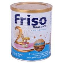 Sữa Friso Gold Nga số 2 - hộp 400g