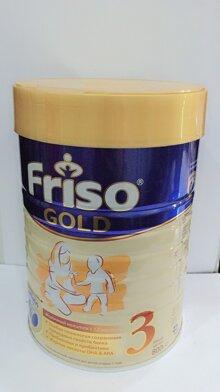 Sữa Friso Gold Nga số 3 - hộp 800g (dành cho trẻ từ 1 - 3 tuổi)